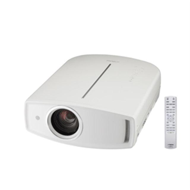 [DLA-HD750-W] D-ILAデバイス/Wire Grid光学エンジン/カラーマネージメント機能を備えたD-ILAプロジェクタ(コントラスト比50000:1)。価格は756,000円(税込)
