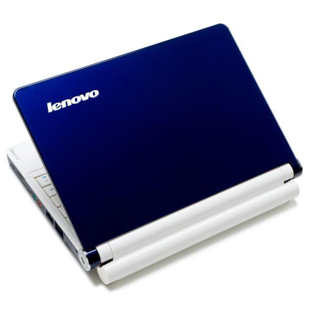 [IdeaPad S10e 4068AGJ] Atom N270/1GBメモリー/160GB HDDを搭載した10.1型ワイド液晶搭載ミニノートPC。直販価格は54,800円(税込)