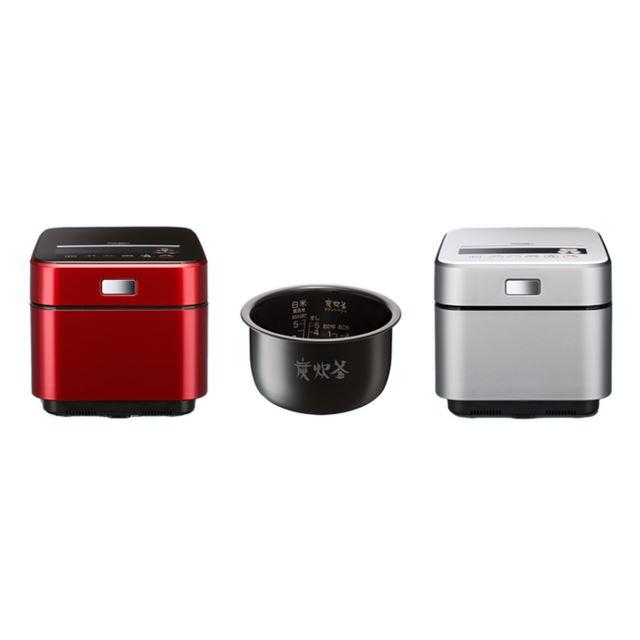 [NJ-XS10J] 水冷式蒸気回収システムを搭載したIHジャー炊飯器(1.0L)。価格はオープン