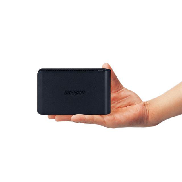 [LS-WSS240GL/R1] ホームサーバ機能/iTunesサーバ機能/Webアクセス機能/PC連動電源機能/RAID1(ミラーリング)機能などを搭載したネットワーク対応外付けSSD(240GB)。本体価格は106,000円