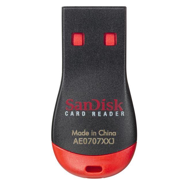 [SDDR-121-J95M] microSD/microSDHCメモリーカード専用のUSB2.0カードリーダー/ライター。価格はオープン