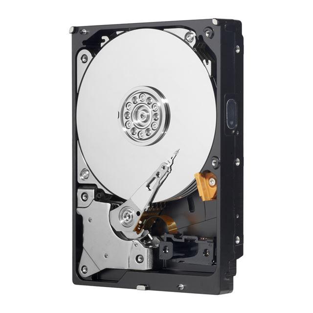 [WD20EADS] IntelliSeek技術/NoTouch技術/IntelliPower技術を搭載した3.5インチSATA HDD(2TB)