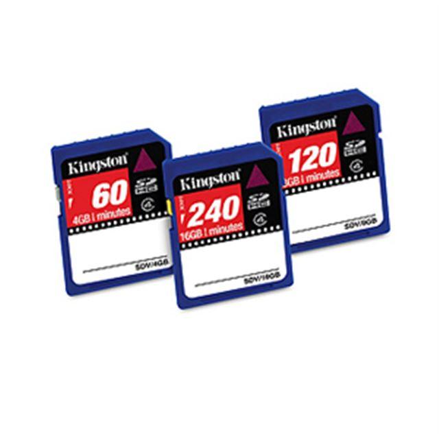 [SDVシリーズ] デジタルビデオカメラ向けSDHCカード。価格はオープン