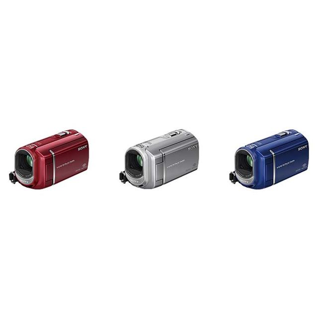 [DCR-SX41] カールツァイス「バリオ・テッサー」レンズや学60倍ズームレンズを備えたデジタルビデオカメラ。価格はオープン