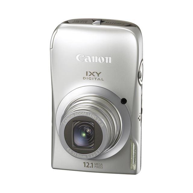 [IXY DIGITAL 830 IS] 光学5倍ズームレンズや3.0 型クリアライブ液晶IIモニターを搭載したコンパクトデジタルカメラ(1210万画素)。価格はオープン