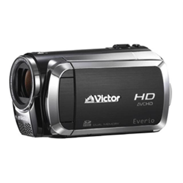 [GZ-HM200] 光学20倍ズームレンズや2基のSDHCカードスロットを備えたメモリービデオカメラ。価格はオープン