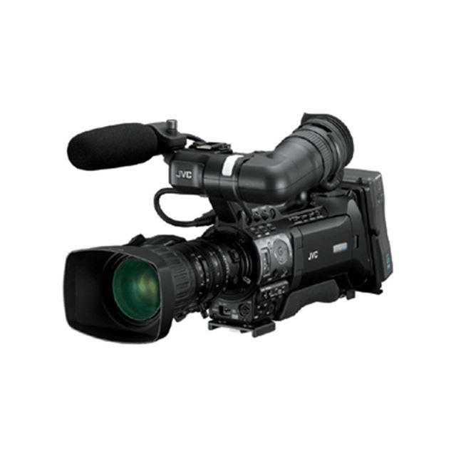 [GY-HM700] Quick Time(for Final Cut Pro)ファイルフォーマットおよびMP4ファイルフォーマットに対応した業務用HDメモリーカードカメラレコーダー。価格はオープン