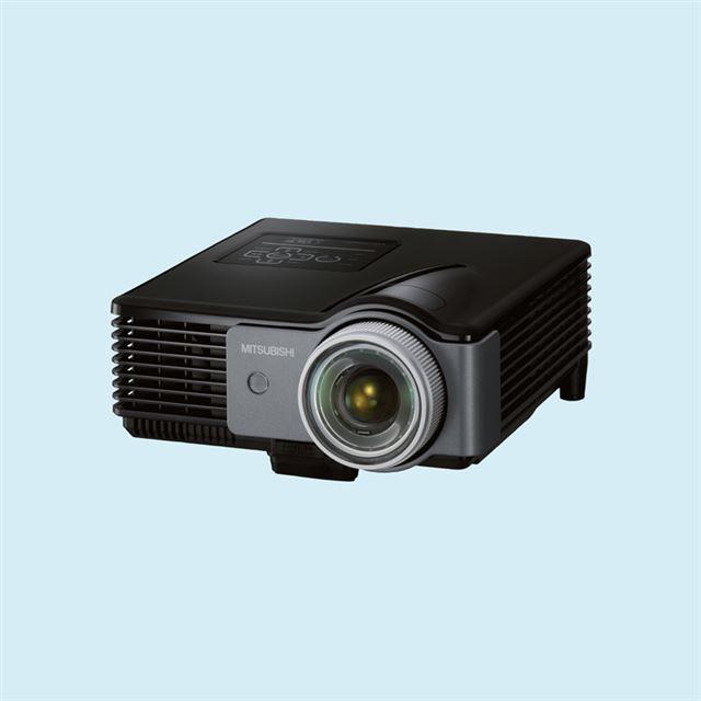 [LVP-XD95ST] 短焦点レンズ/自動台形歪み補正機能/電子ズーム機能などを備えたDLPデータプロジェクター。価格はオープン