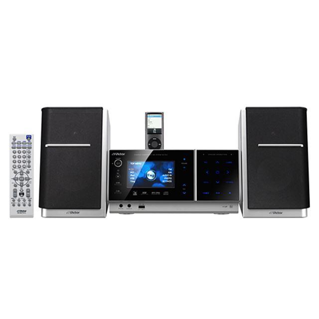 [NX-TC5] ワンセグ放送やiPodに対応したMD/CDシステム。価格はオープン