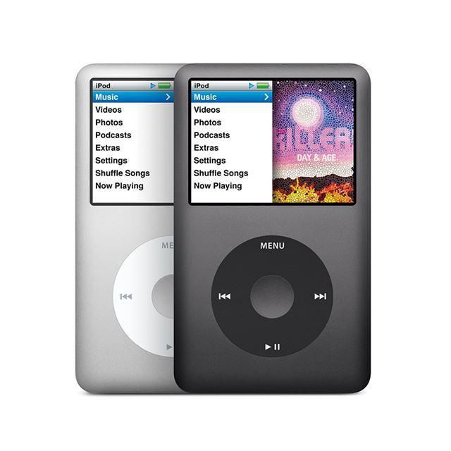 [iPod classic]