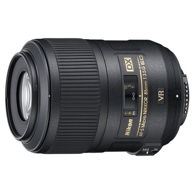 [AF-S DX Micro NIKKOR 85mm f/3.5G ED VR]