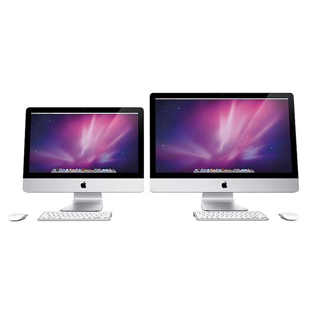 [iMac MC508J/AとiMac MC510J/A]
