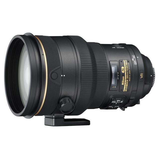 [AF-S NIKKOR 200mm f/2G ED VR II]