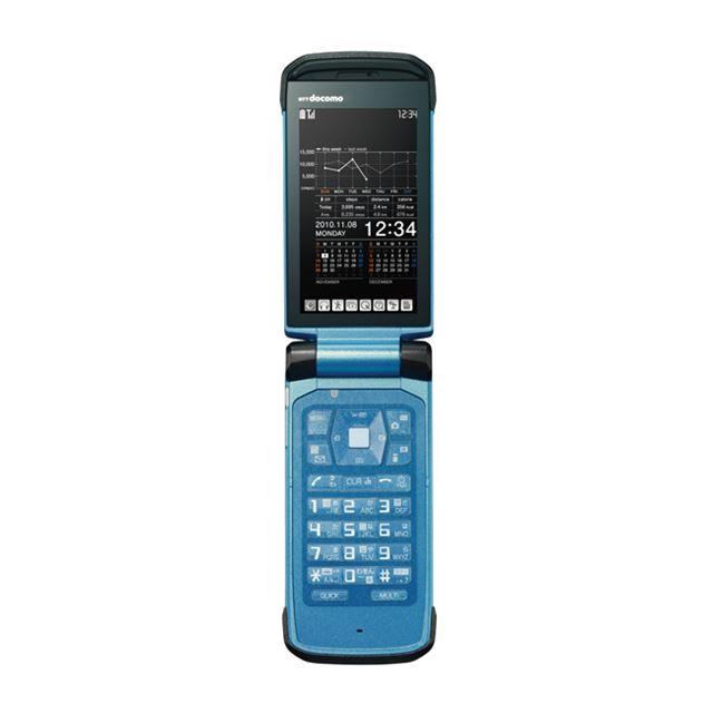 [docomo PRIME series N-03C(BLUE)]