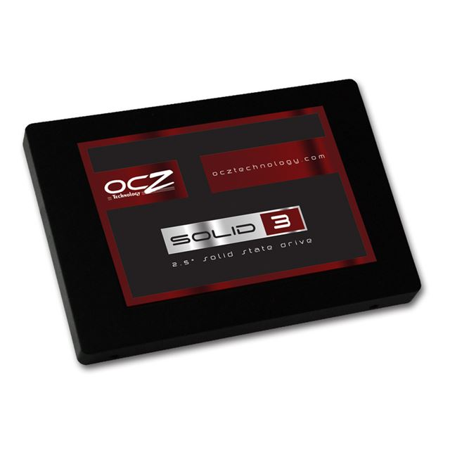 [OCZ SSD Solid3シリーズ]