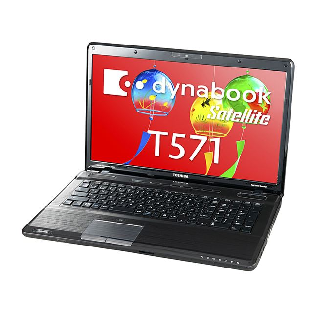 [dynabook Satellite T571]