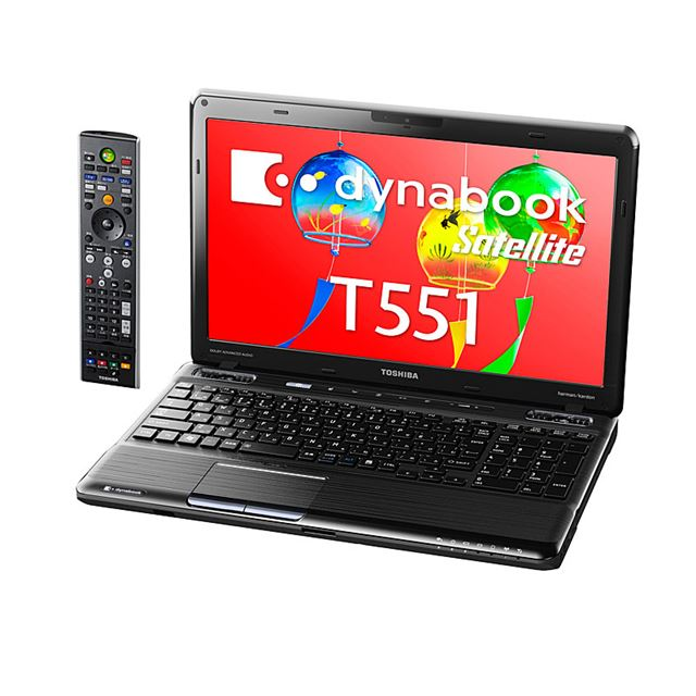 [dynabook Satellite T551]