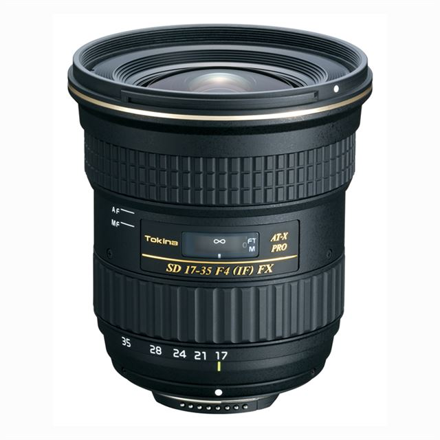 [AT-X 17-35 F4 PRO FX(ニコン用)]
