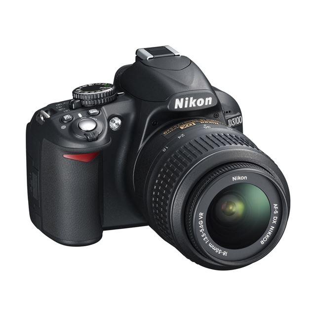 D3100 + AF-S DX NIKKOR 18-55mm f/3.5-5.6G VR