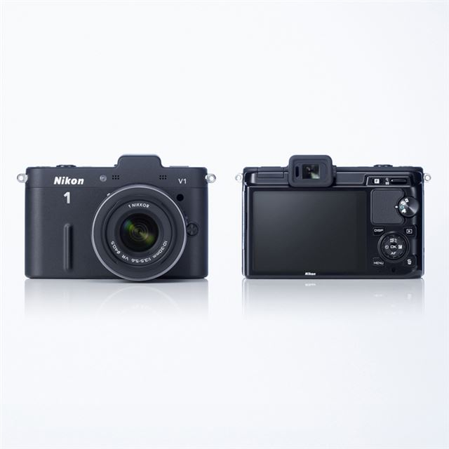 Nikon 1 V1(ブラック)