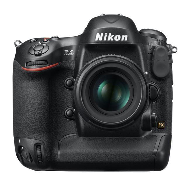 ニコン D4(AF-S NIKKOR 50mm f/1.4G装着時)