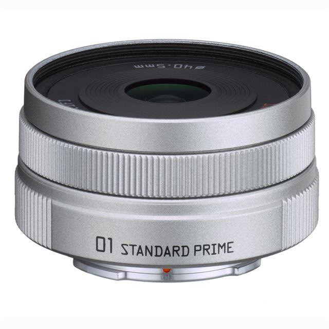 PENTAX-01 STANDARD PRIME