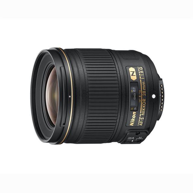 AF-S NIKKOR 28mm f/1.8G
