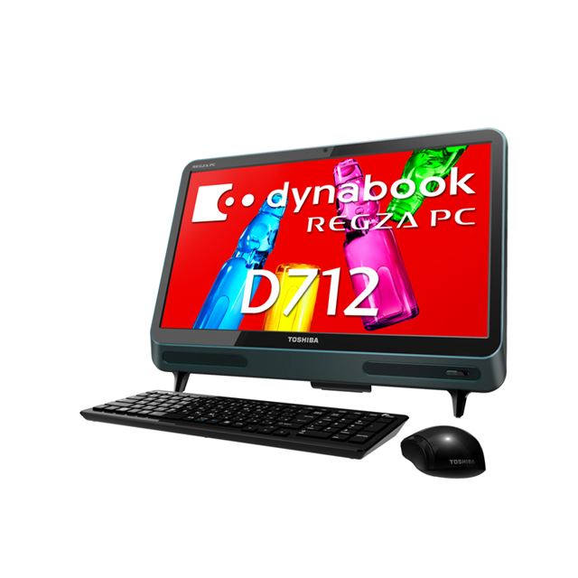 dynabook REGZA PC D712