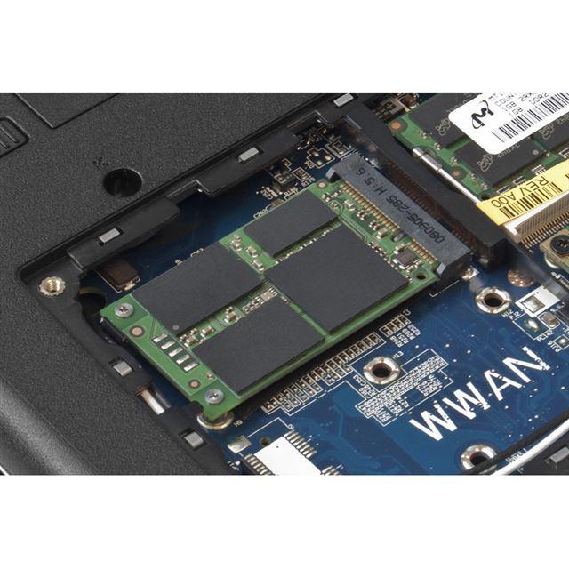 Crucial m4 mSATA SSD