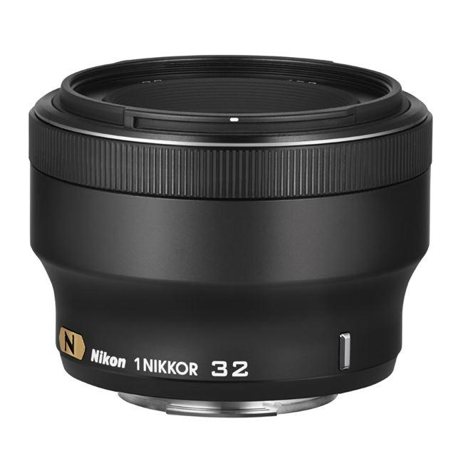 1 NIKKOR 32mm f/1.2 [ブラック]