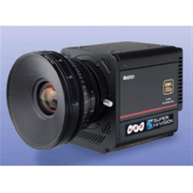 Cube 型SHVカメラヘッド
