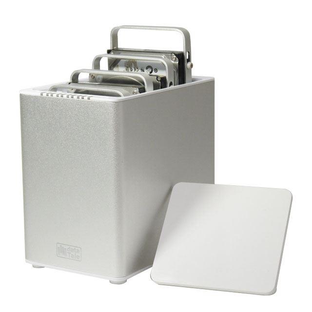 DataTale SMART 4ベイThunderbolt RAID システム RS-M4T
