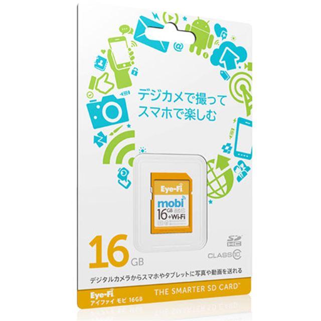 Eye-Fi Mobi 16GB