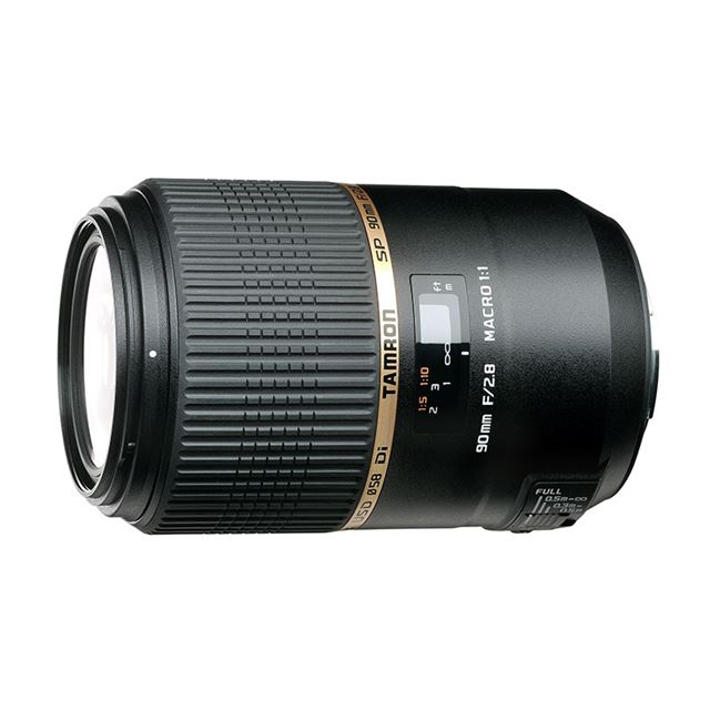 SP 90mm F/2.8 Di MACRO 1:1 USD (Model F004)