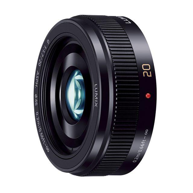 LUMIX G 20mm/F1.7 II ASPH H-H020A
