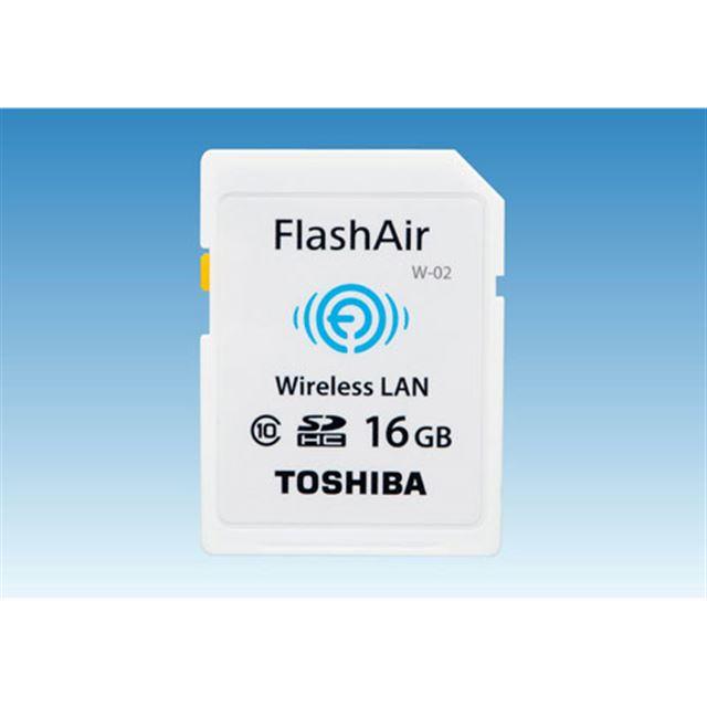 FlashAir W-02