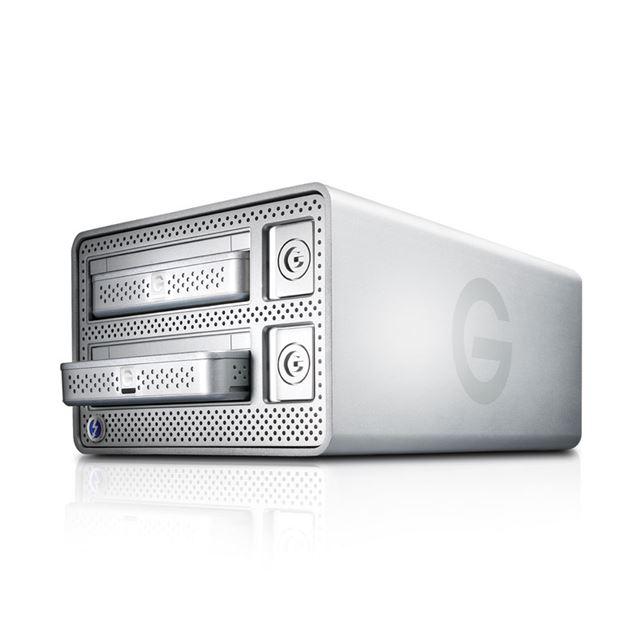 G-DOCK ev Thunderbolt 2000GB JP