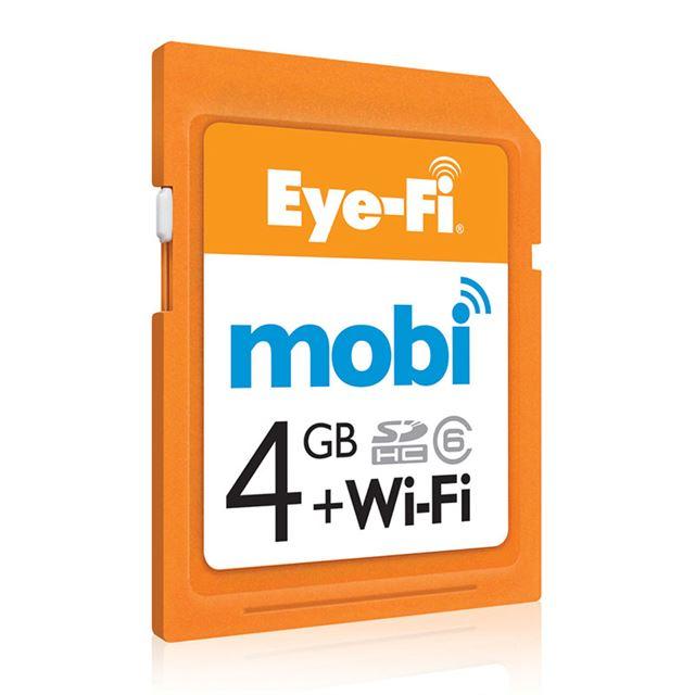 Eye-Fi Mobi 4GB Class6