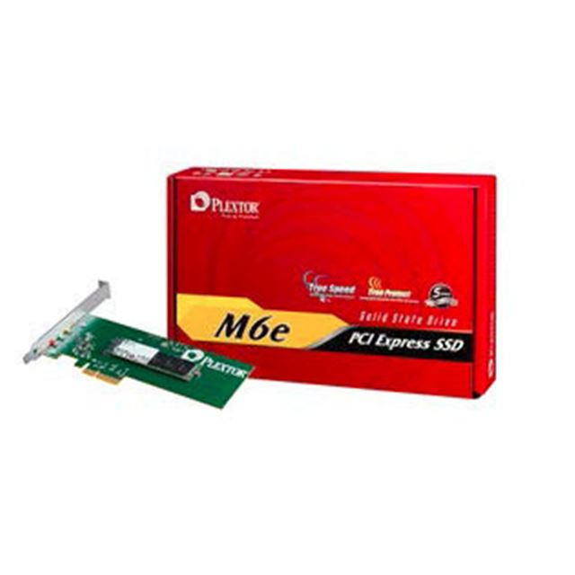 M6e PCI Express SSD