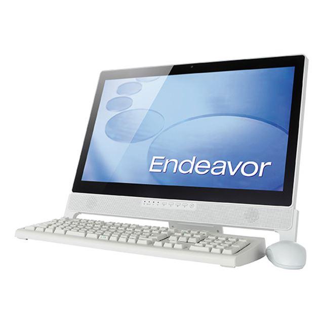 Endeavor PT110E(タッチ対応液晶モデル)
