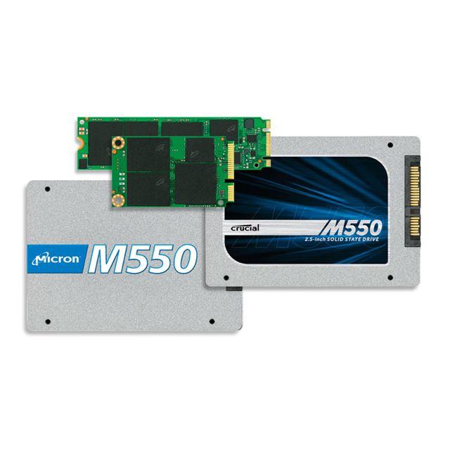 M550 SSDシリーズ