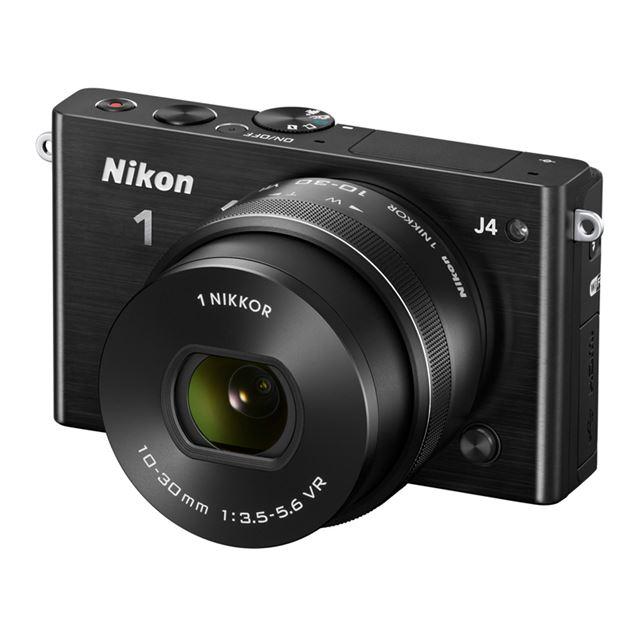 Nikon 1 J4(ブラック)