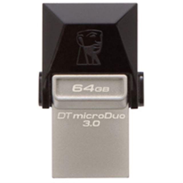 DataTraveler microDuo 3.0