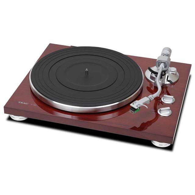 TEAC、48kHz/16bitのUSBデジタル出力が可能なレコードプレーヤー ...