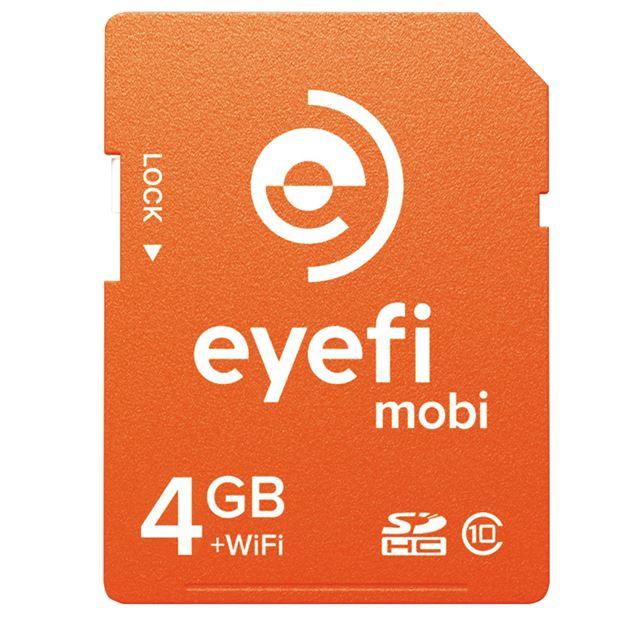 Eyefi Mobi 4GB Class 10