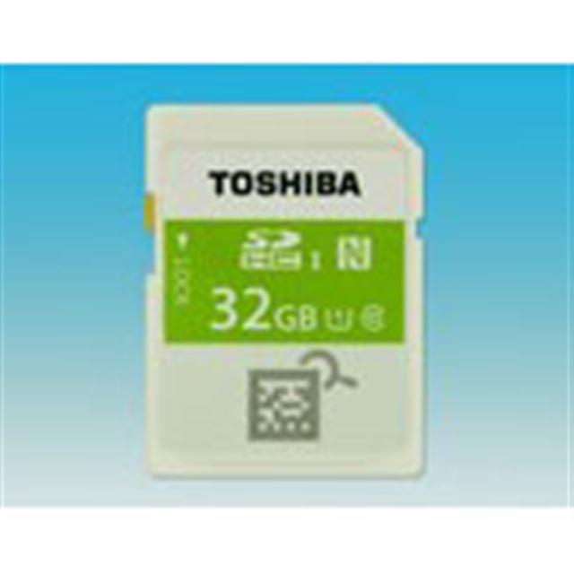 NFC搭載SDHCメモリカード