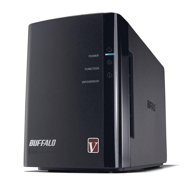 家族のおもいでハードディスク リンクステーション LS-WVL/RFシリーズ