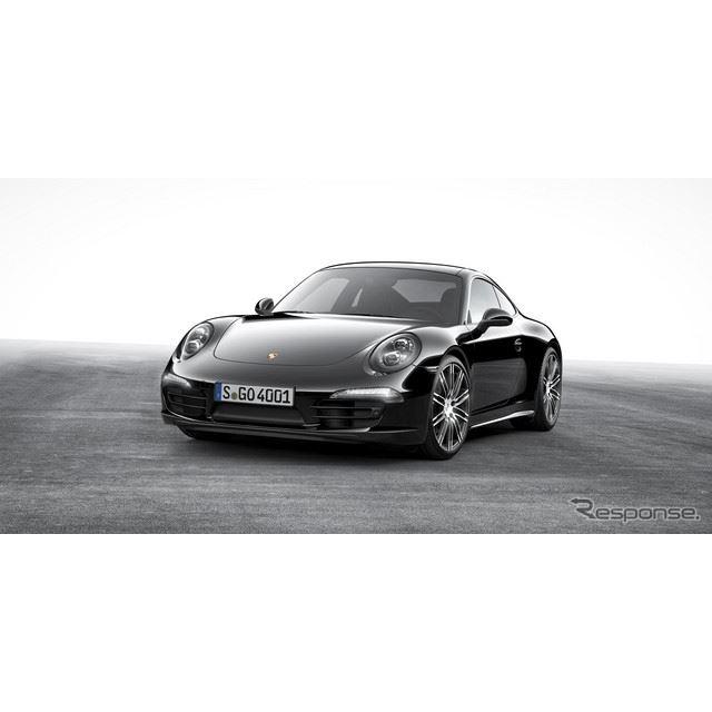 ポルシェ 911カレラ ブラックエディション