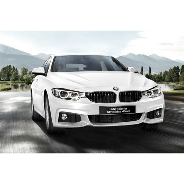 「BMW 420iグランクーペ Style Edge xDrive」