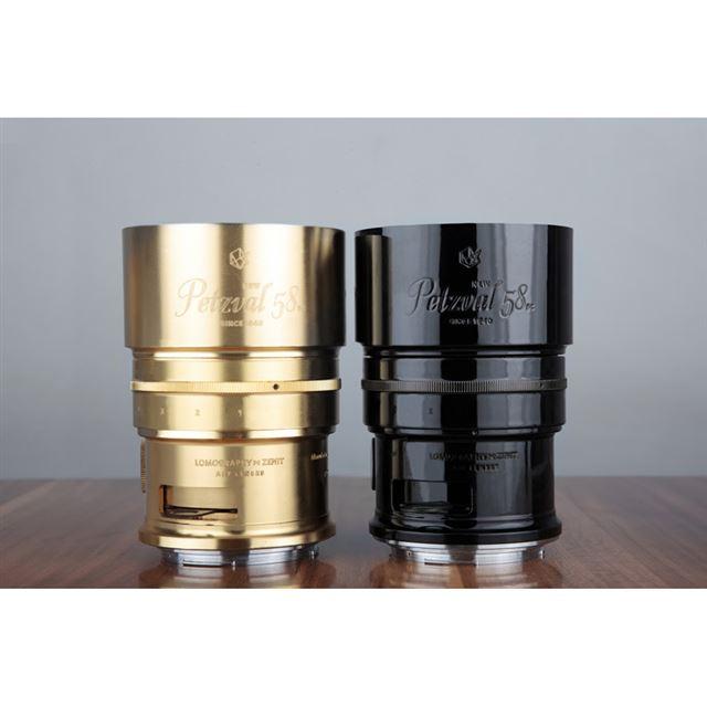 New Petzval 58 Bokeh Control Art レンズ